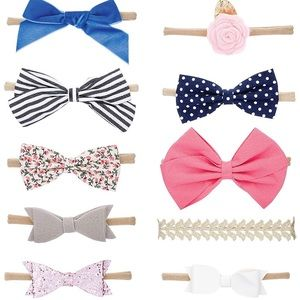 Baby Bow Bundle
